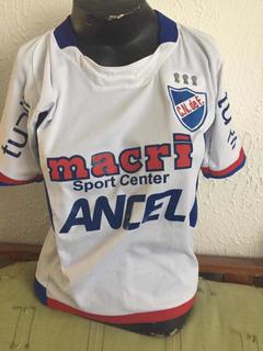 Camiseta/remera Nacional Con Sponsors