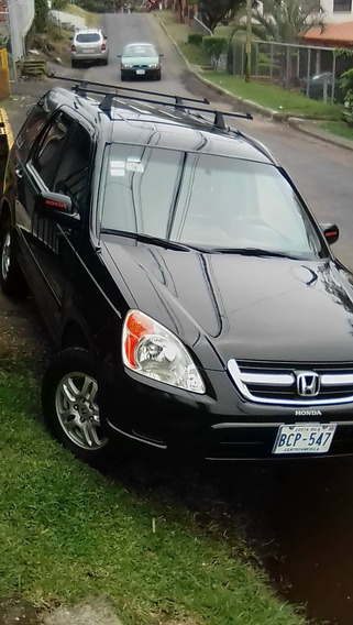 Honda Cr-v Lindo Muy Cuidado