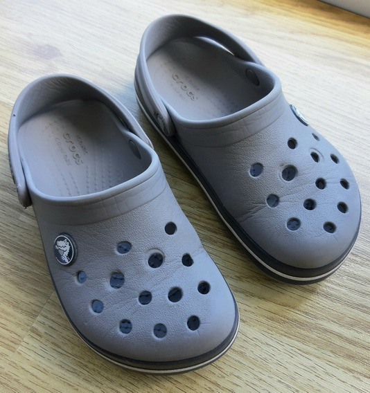 Crocs Originales Color Gris C10