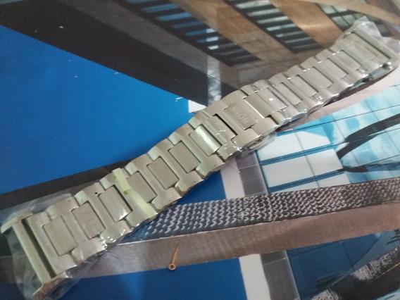 Pulseiras Original Hugo Boss = 28 X 21mm Boca Aço Inox 2071