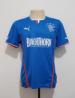 Camisa Oficial Futebol Rangers Escócia 2013 Home Puma Tam M