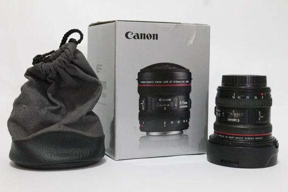 Lente Canon