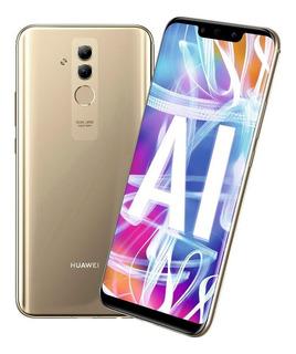 Celular Libre Huawei Mate 20 Lite 64gb 4gb Ram Dorado