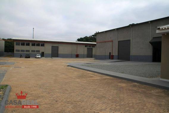 Venda/locação - Barracões No Contorno Norte - 6.560 M² Mais 350 M² De Administração - Ba0004