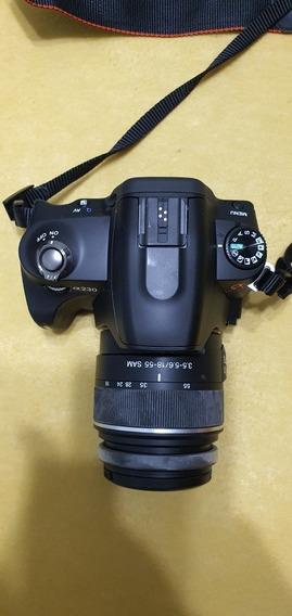 Câmera Digital Sony A230 Em Excelente Estado De Conservação