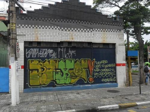 Imagem 1 de 2 de Salão Para Alugar, 240 M² Por R$ 12.000,00/mês - Centro - São Bernardo Do Campo/sp - Sl0056