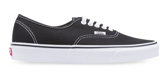 Vans Authentic Black/white Vn-0ee3blk