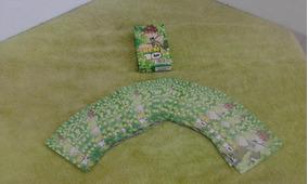 Brinquedo Ben 10 Carta Trunfo Baralho Cards Raro Antigo*