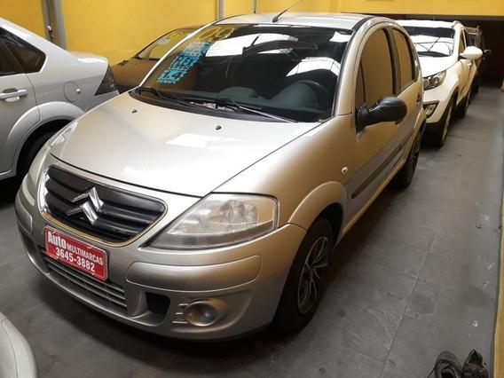 Citroën C3 1.4 Flex Completo Ano 2009