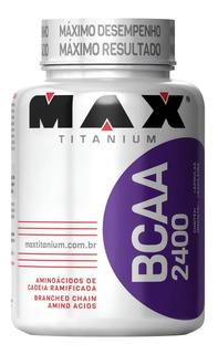 Bcaa 2400 Max Titanium 100 Caps - Max Titanium