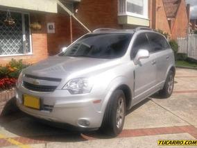 Chevrolet Captiva 3600cc 4x4 At Aa