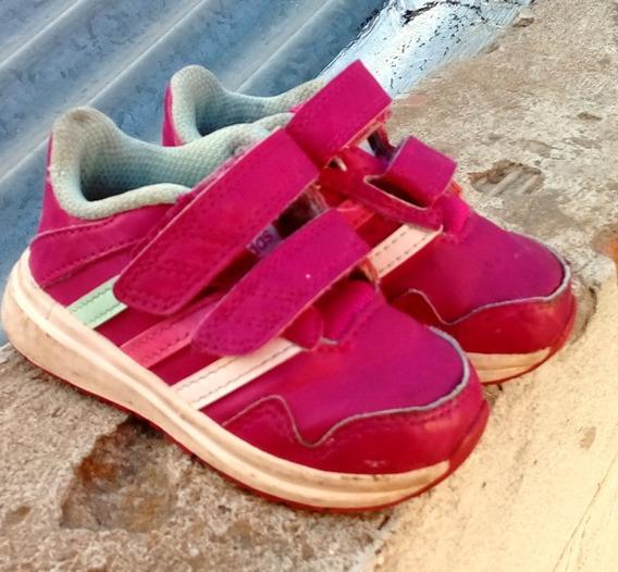 Zapatillas adidas Bebe Nena Usadas