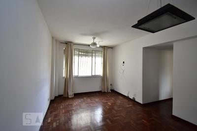 Apartamento No 3º Andar Com 2 Dormitórios E 1 Garagem - Id: 892917134 - 217134
