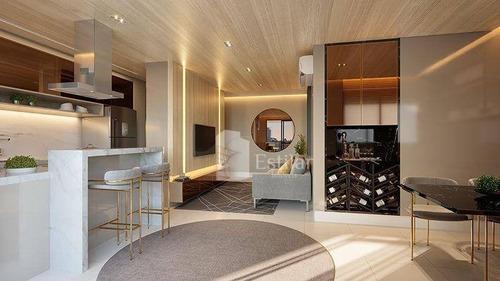 Imagem 1 de 20 de Apartamento 02 Quartos (01 Suíte) Em Joinville, Santa Catarina - Ap3526