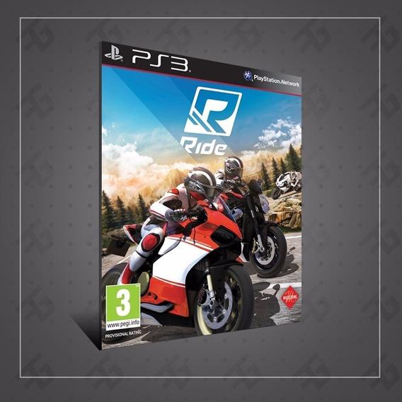 Ride - Mídia Digital - Playstation 3