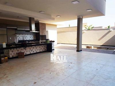 Casa De Condomínio Com 4 Dorms, Condomínio Golden Park Residence, Mirassol - R$ 1.590.000,00, 400m² - Codigo: 2319 - V2319