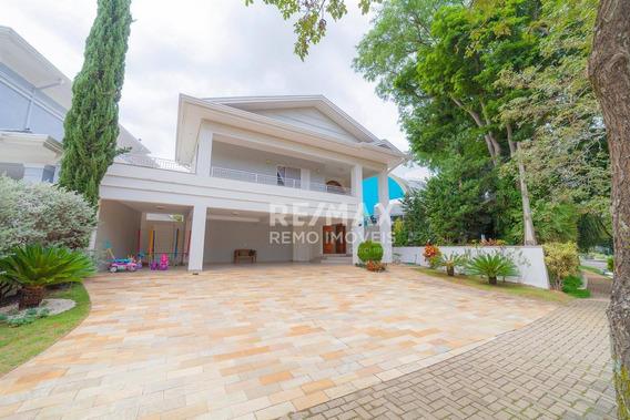 Casa A Venda Com 3 Quartos, Condomínio Reserva Colonial - Valinhos/sp - Ca6707