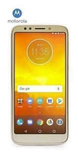 Motorola E5 Play - 4glte - 8mpx - 16gb - Dorado