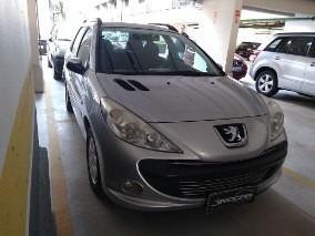 Peugeot 207 Sw 1.6 16v Xs Flex Aut. 5p Feirão!!!!