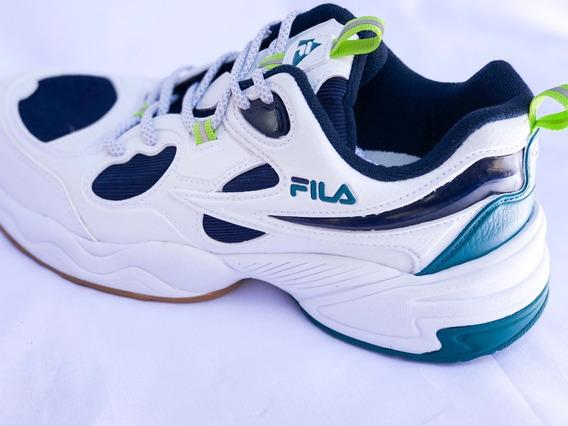 Tenis Fila Speed Trail Branco - Original 11u363x