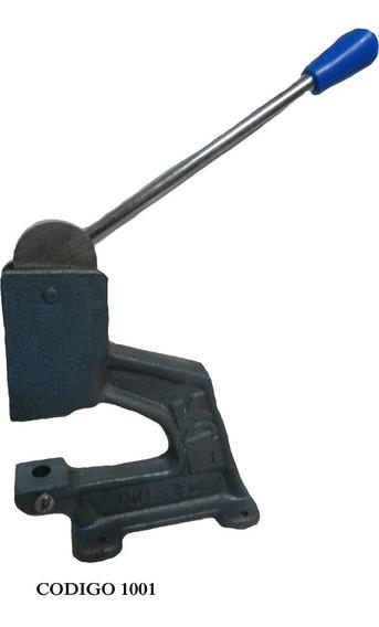 Maquina Para Colocar Broches+ Broches Doble Aro 9 11 +matriz