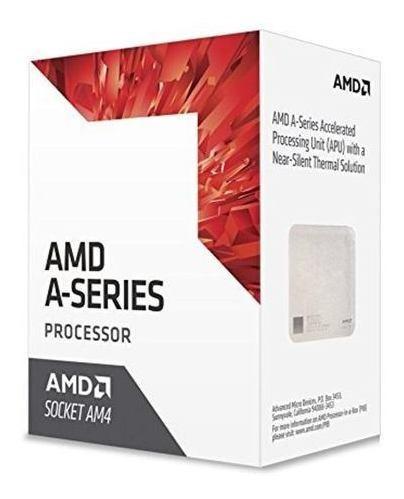 Processador Amd A8-9600 3.4ghz Am4 65w Ad9600agabbox I!