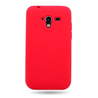 Estuche Zte Avid 4g N9120 - Color Rojo