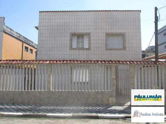 Kitnet Com 1 Dorm, Centro, Mongaguá - R$ 120 Mil, Cod: 857639 - A857639