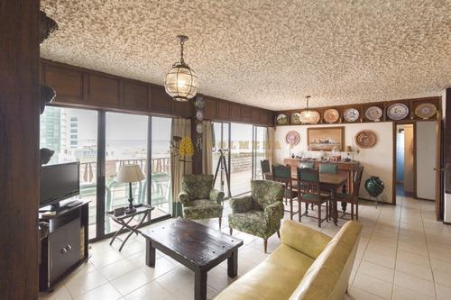 Apartamento En Punta Del Este, Brava- Ref: 4020