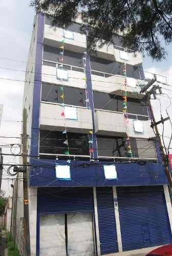 Renta Edificio La Viga Y Churubusco Ciudad De México