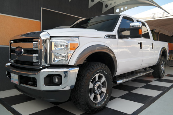 Ford Super Duty F-250 4x4 Doble Cabina