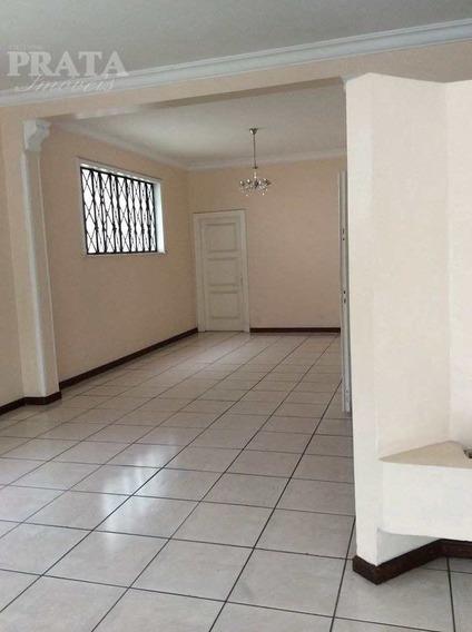 Centro São Vicente 4 Dorms, Edícula, 1 Suíte, 4 Banheiros, 7 Vg - V398433