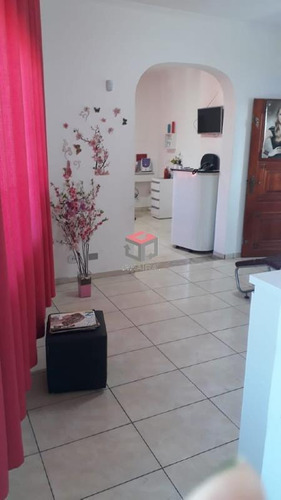 Imagem 1 de 6 de Sala Para Aluguel, Vila Alto De Santo André - Santo André/sp - 88423