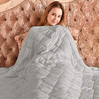 Fahua Original Weighted Blankets 15 Lbs 60 X80 Queen Size A