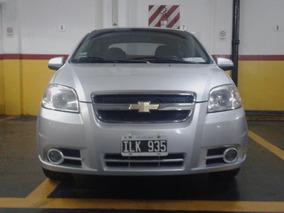 Chevrolet Aveo Lt 1.6 N Nt Sedan 4 Ptas