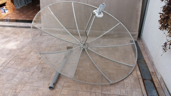 Antena Parabólica Eldtec 1,88m