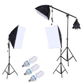 Profissional Fotografia Foto Lighting Estojo Definir Com 550