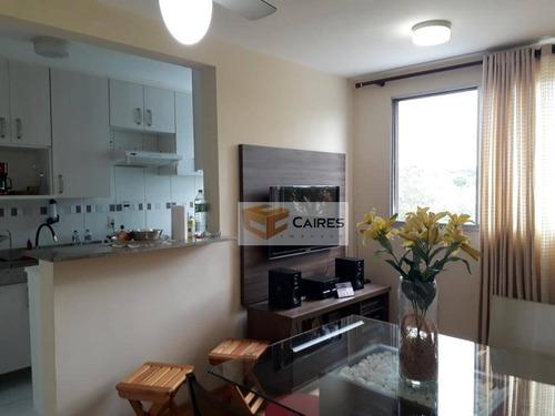 Imagem 1 de 30 de Apartamento Com 2 Dormitórios À Venda, 46 M² Por R$ 230.000,00 - Parque Prado - Campinas/sp - Ap7832