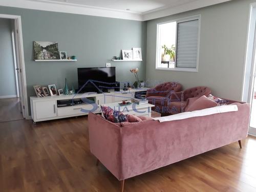 Apartamento Para Venda No Bairro Jardim Consórcio Em São Paulo - Cod: Sc9535 - Sc9535