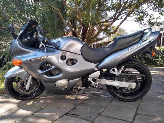 Suzuki Gsx F 750