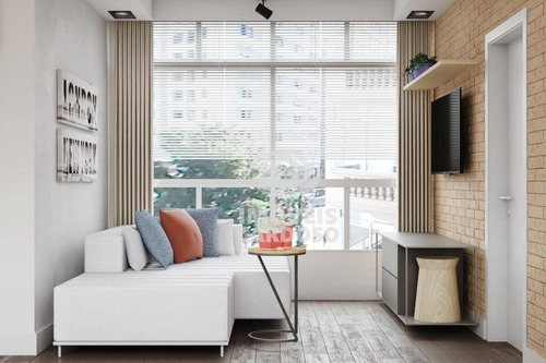 Imagem 1 de 10 de Apartamento Com 3 Dormitórios À Venda, 124 M² Por R$ 1.280.000 - Higienópolis - São Paulo/sp - Ap3414