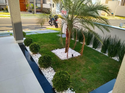 Casa Em Jardim Park Real, Indaiatuba/sp De 110m² 3 Quartos À Venda Por R$ 440.000,00 - Ca253258