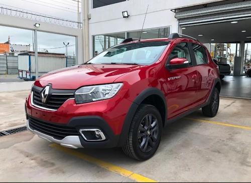 Renault Stepway Zen Anticipo Y Cuotas Tasa 0% Solo Dni (dv)