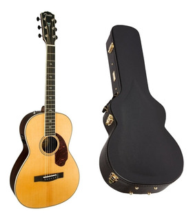 Guitarra Electroacustica Fender Paramount Parlor Cuotas