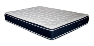 Colchón Inducol Nimbus Visco 180 X 200 Espuma Soft King Size