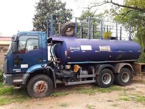 Ford Cargo 2623 6x4 Ano 2013/2014 Tanque Pipa Gascom