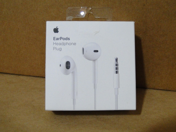 Fone Ouvido Apple Earpods Mnhf2am/a A1472 P2 (100% Original)