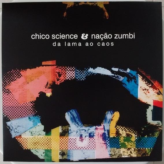 Vinil (lp) Vinil Lp Chico Science & Nação Chico Science & Na