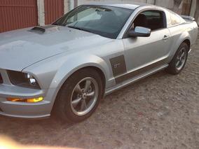 Ford Mustang 4.6 Gt Base 5vel Tela Mt 2006