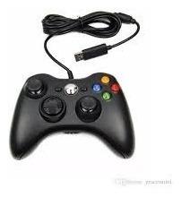 Joystick Xbox 360 Compatible Cableado Excelente Calidad
